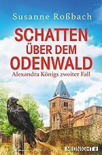 Schatten über dem Odenwald verkleinert