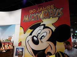 Mickey Maus 50 verkleinert