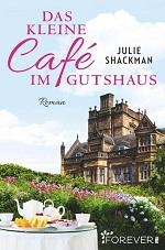 das kleine Cafe im Gutshaus verkleinert