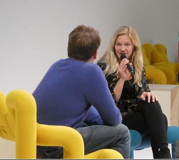 Maja Lunde im Gespräch