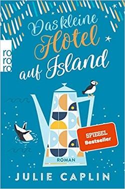 Das kleine Hotel auf Island verkleinert