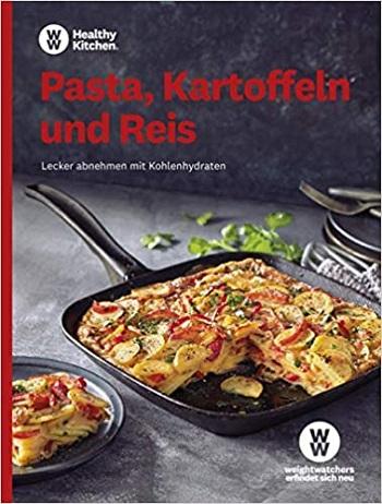Pasta, Kartoffeln und Reis verkleinert