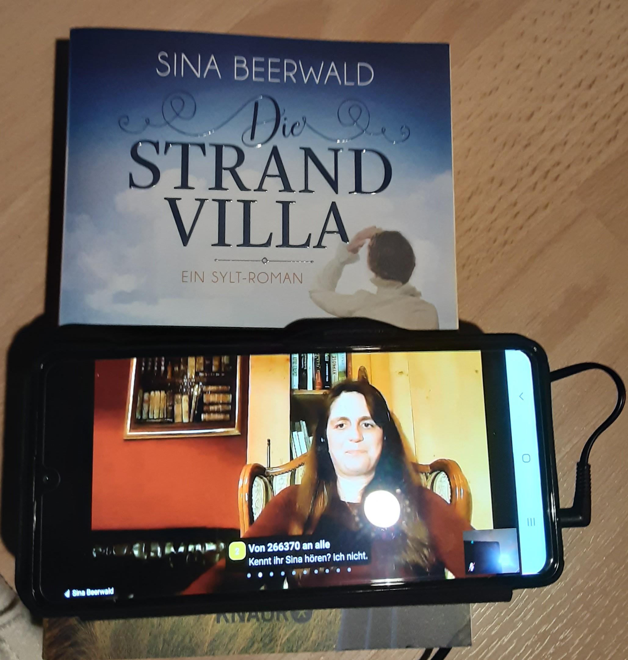 Lesung Sina Beerwald